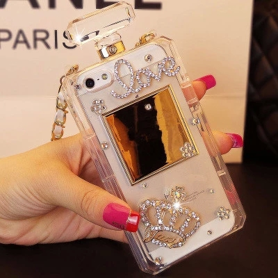Luxury Perfume Bottle Case for iPhone 6 iPhone 6 Plus,Coque iPhone 6 6 Plus